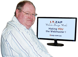Gary Flack, I.T.ZAP Website Design Works