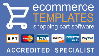 Ecommerce Templates content management system