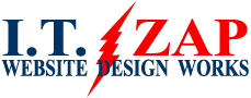IT ZAP Website Design Works, Bairnsdale, East Gippsland business logo