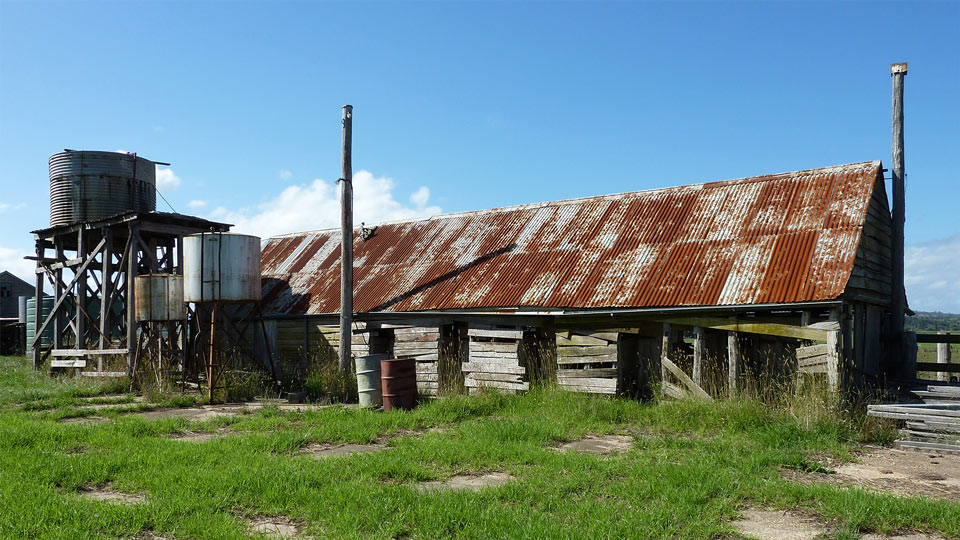 Ridgehaven Farm Shed