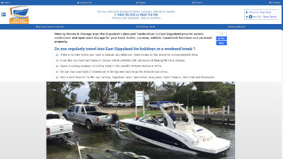 Metung Marine and Storage