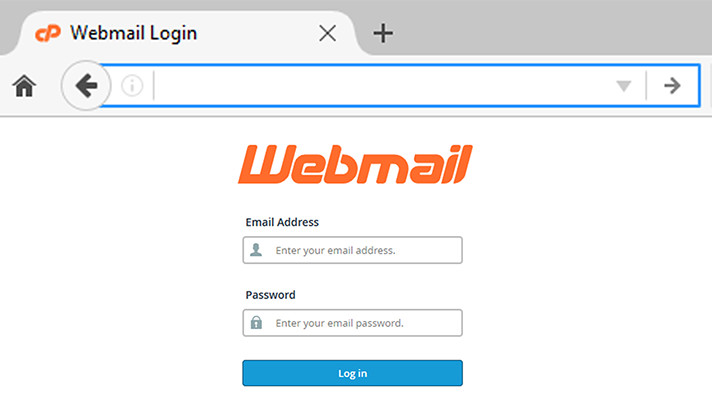 Login to Webmail using any web browser | I T ZAP Website