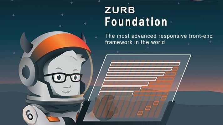 ZURB Foundation responsive framework